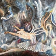 Dancer in Nebula 1 - 2017